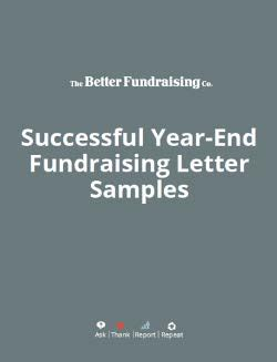 How to write successful fundraising letter